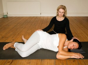 Yoga therapy at Harrogate Yoga