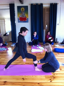 Yogacampus Teacher Training in Yorkshire